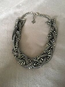 BCBG necklace - collier BCBG