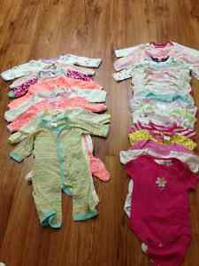 Lot Clothes for Girls 3 months and 3-6 months 3 mois & 3-6 mois Gatineau Ottawa / Gatineau Area image 2