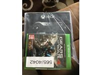 Elite controller new and gears 4 sealed