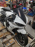 2003 Yamaha R6  Parting Out  RPM Cycle