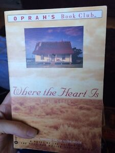 Where the heart is by Billie Letts, asking $2