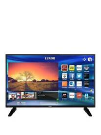 "LUXOR 42"" SMART WI-FI BUILT IN DVD HD FREEVIEW FULL HD 1080P"
