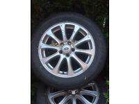Range Rover wheels set of 4