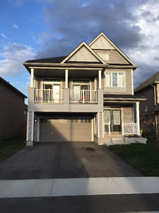 2 Year New Beautiful Home Across From Park