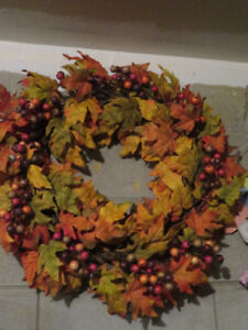 Wreath for the Fall