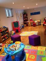 Daycare/garderie CHATEAUGUAY