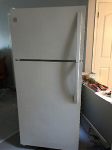 Next to new fridge for sale!!