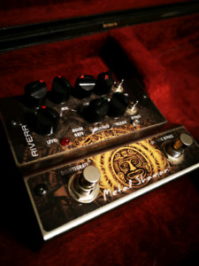Rivera Metal Shaman Distortion pedal Made in the usa