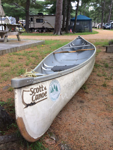 16 FT CANOE FOR SALE