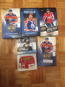 10.000 Upper Deck Cartes Hockey SPx Series 1 Champs Full Force