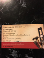 Malcolm's Handyman Services
