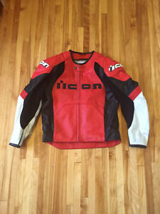 Assorted Icon riding gear