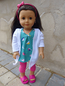 Handmade Doll Clothes for American Girl or other 18 inch dolls