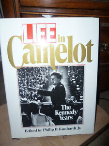 Life in Camelot - The Kennedy Years by Time Inc., 1988 $10