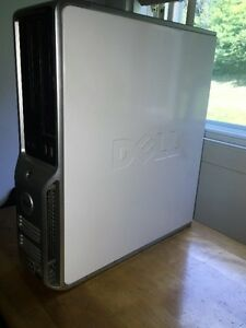 Dell Dimension C521 and monitor For Sale Gatineau Ottawa / Gatineau Area image 3