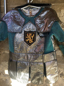 UPDATED price - Knight Costume 3-4T