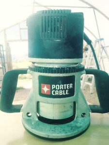 Porter-Cable 3-1/4 HP 5-Speed Router
