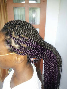 Afro Caribbean/African Hair Braiding,Twists,Corn Rows-Best Price Downtown-West End Greater Vancouver Area image 4