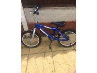 Magna 12 inch children's bike