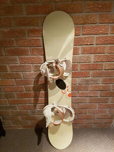 Boots, Bindings and board