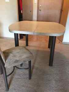 Dining table and chair for sale