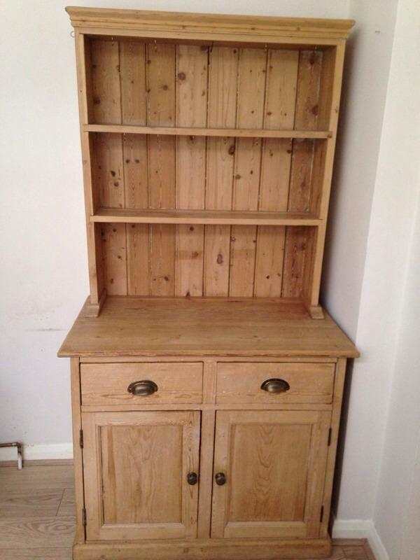 Solid Pine Welsh Dresser In Muswell Hill London Gumtree
