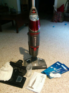 Bissell Symphony Complete All In One Vacuum & Steam Mop