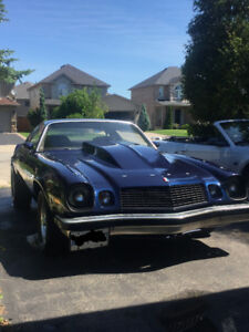 1977 Camaro street strip