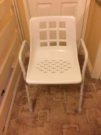 Chair for bath/shower
