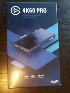 Elgato Game Capture | Kijiji - Buy, Sell & Save with