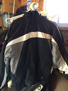 Boys Ripzone winter jacket large
