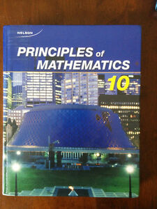 [Nelson Textbook] Principles of Mathematics 10