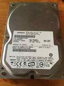 Hitachi Deskstar 160gb SATA Hard Drive