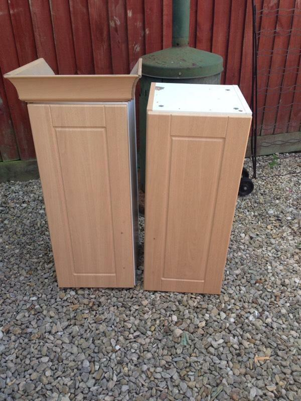 B q beech style cabinet in lockleaze bristol gumtree for B q bathroom cabinets