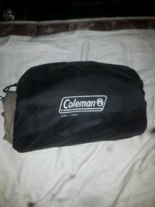 Coleman's air mattress twin