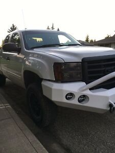2008 Sierra 2500HD 6.0L Ext. Cab Tow package