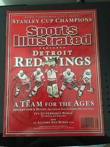 Red wings commemorative issue
