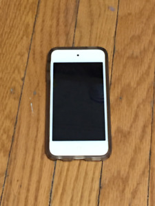 Apple Ipod Touch 5th Gen, 64 GB, with case