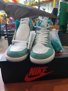 "Air Jordan Retro 1 ""Turbo Green"" Deadstock w/Receipt Size 13"