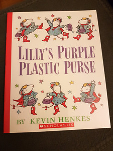 Lilly's Purple Plastic Purse (Kevin Henkes)