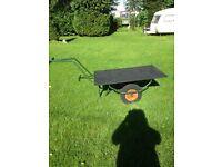 Market/Garden 2 wheel barrow