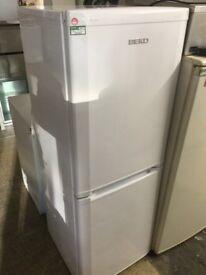 Beko ice white fridge freezer