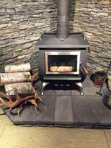 Blaze King Princess Parlor free standing wood stove