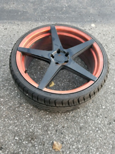"""22"""" rims and fresh summers"""