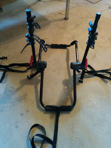 Voyager 3 bike rack
