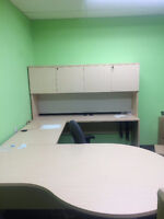 Urgent: Office Furniture for Sale