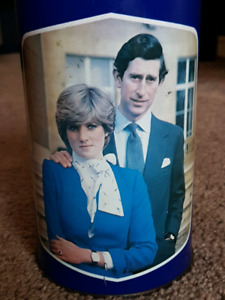Royal Wedding July 1981 Cookie Tin