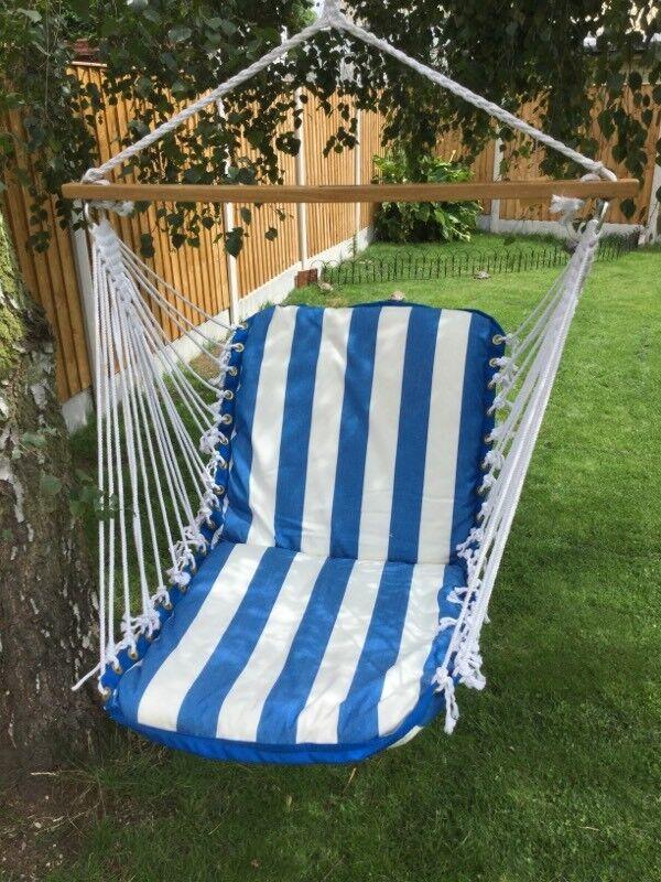 Lovely garden hammock