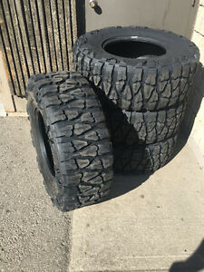 Mud Tires 37 | Buy or Sell Used or New Car Parts, Tires & Rims in Ontario | Kijiji Classifieds