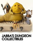 Jabba's Dungeon Collectibles